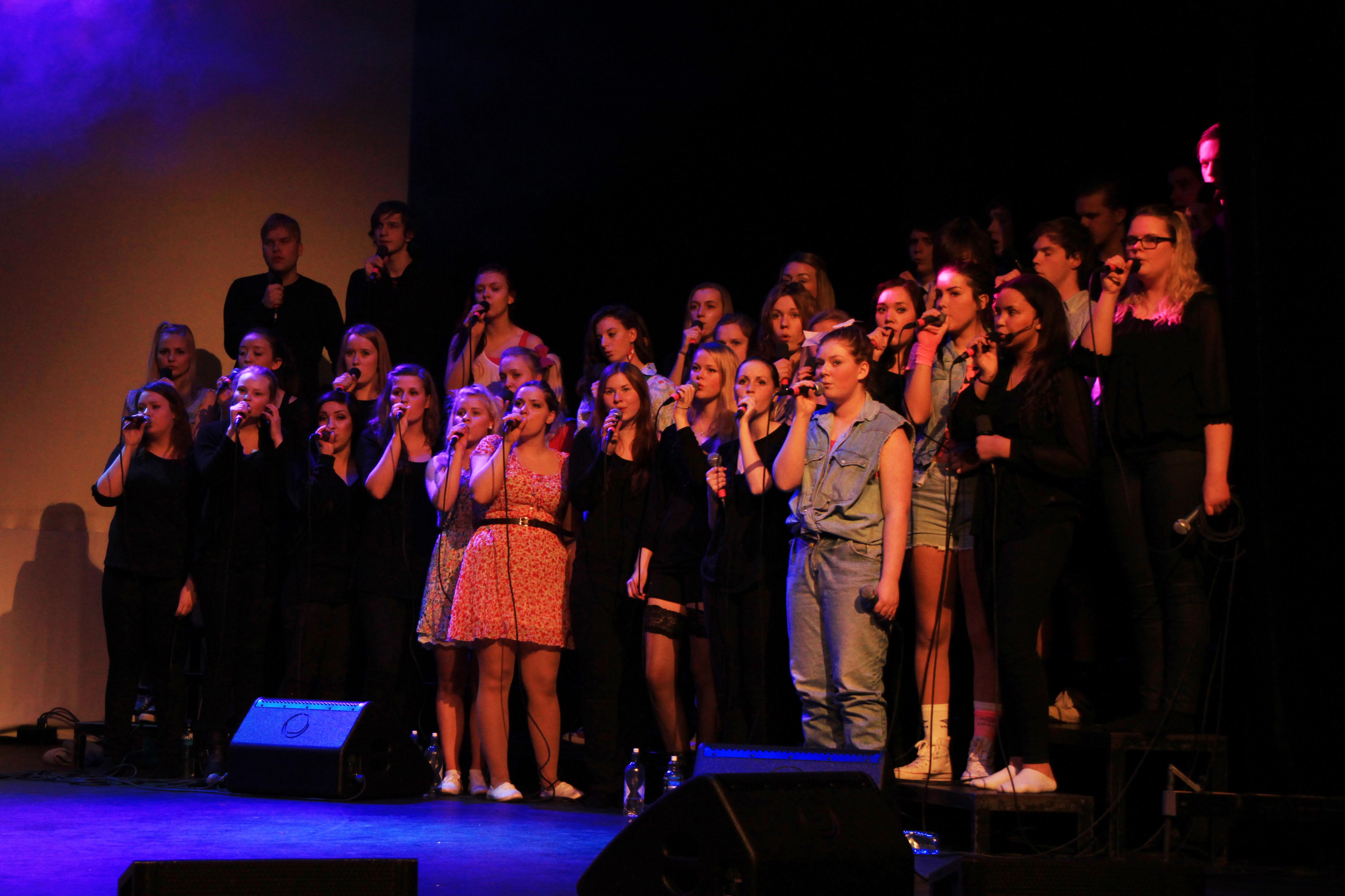 Musikalen  2013  –  Dag  2  i  Ørsta