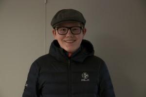 Torje Håskjold Nango, er elev ved Volda ungdomskule, og tenkjer sjølv å søke musikk, dans og dama.