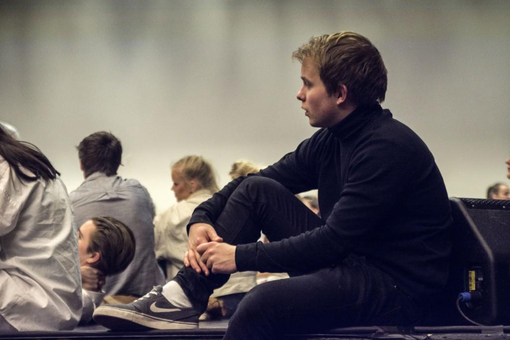 Elias Odden Slettevoll. Foto: Malin Nordby Kvamme.