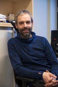 Jan Terje Eidset er produsent for årets musikal. Foto: Stine Løseth